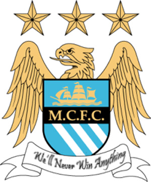 New Manchester City Badge