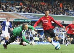 Ronaldo's Winner Against Birmingham