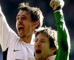 Neville and VDS Celebrate