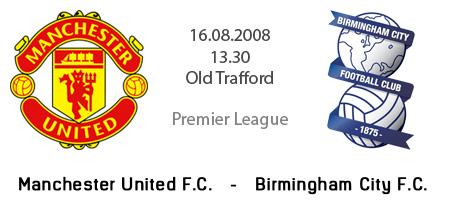 Manchester United FC - Birmingham City FC preview